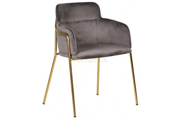 Кресло Strike dark grey купить в салоне-студии мебели Барселона mnogospalen.ru много спален мебель Италии классические современные