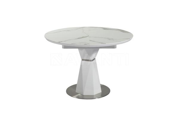 Стол обеденный раскладной DIAMOND купить в салоне-студии мебели Барселона mnogospalen.ru много спален мебель Италии классические современные
